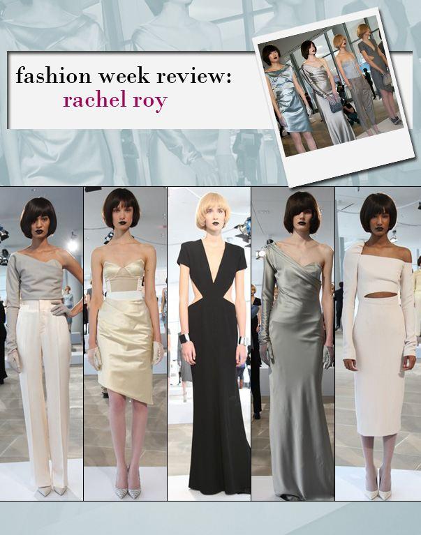 Fashion Week Review: Rachel Roy post image