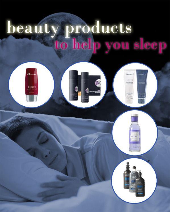 Beauty Products to Help You Sleep post image