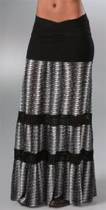 body-nightcap, nightcap clothing, skirt, maxi skirt, fashion, style