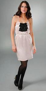 caroline-hedaya, caroline hedaya, dress, ruffle dress, trend, fashion, style