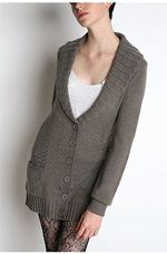 ecote, cardigan, sweater, fashion, style, grandpa cardigan