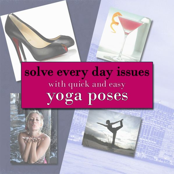 Solve Every Day Issues With Easy Yoga Poses post image