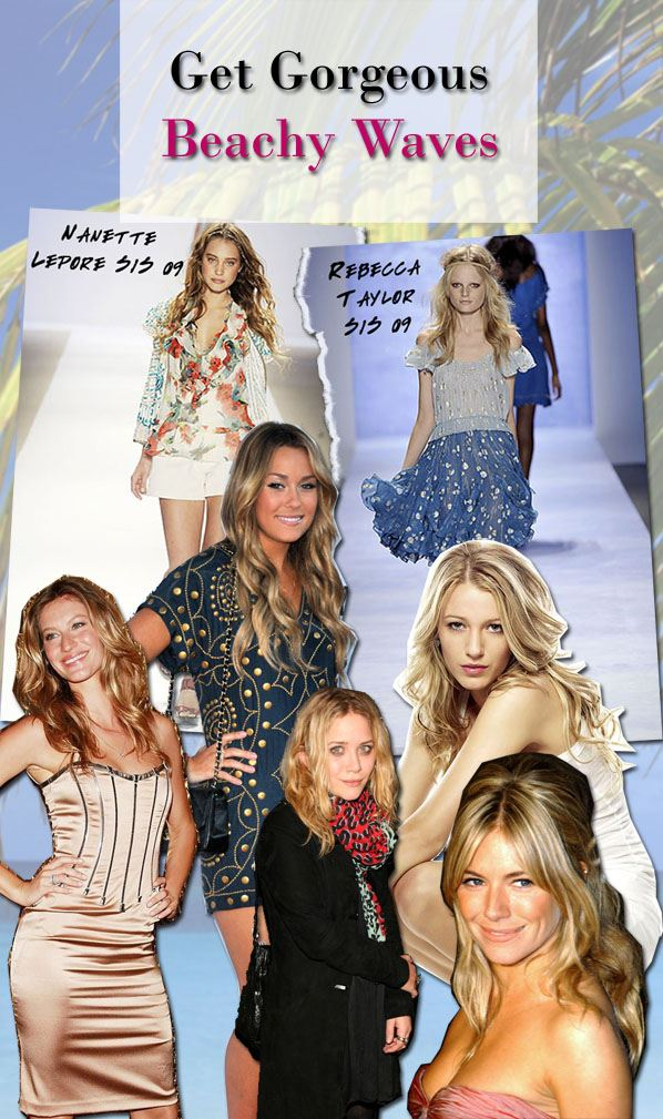 Get Gorgeous Beachy Waves post image