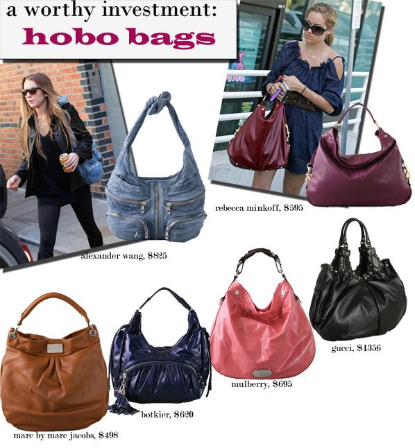 A Worthy Investment: Hobo Bags post image