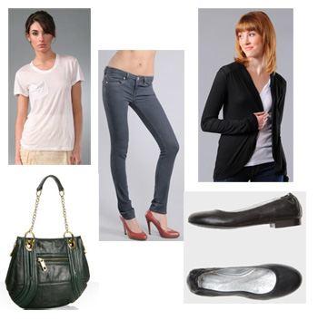 look-3-collage1, Rachel Bilson, Rachel Bilson Style, Fashion, Style, Brian Reyes, Rebecca Minkoff, Blank, Go Go, Splendid