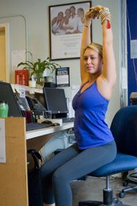 mid-day-pick-me-up-steated-stretch, yoga, stretch, stree relief
