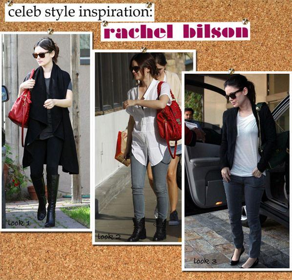 Celebrity Style Inspiration: Rachel Bilson post image