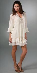 rebecca-taylor, Rebecca Taylor, Dress, Fashion, Style, trend, Ruffles, Ruffle Dress