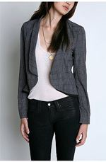 silence-and-noise, silence and noise, blazer, fashion, style