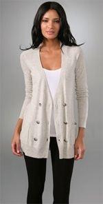 theory, sweater, cardigan, knit, grandpa cardigan, fashion, style