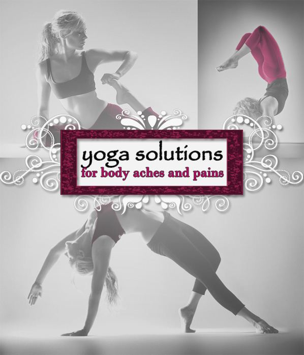 Yoga Solutions For Body Aches and Pains post image
