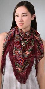 anna-sui, anna sui, scarf, fashion, lightweight scarf