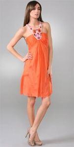 catherine-malandrino, catherine malandrino, dress, embellished dress, fashion