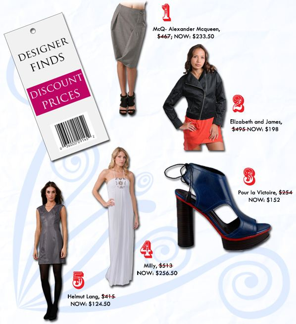 Designer Finds at Discount Prices post image