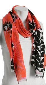 dvf2, diane von furstenberg, scarf, lightweight scarf, fashion