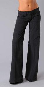 hudson, hudson jeans, jeans, denim, wide leg jeans, denim, fashion