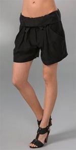 iro, shorts, slouchy shorts