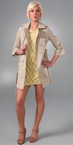 juicy1, Juicy Couture, trench coat, coat, fashion