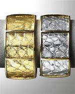 kara-ross, Kara by Kara Ross, jewelry, bracelets, cuff, python, python bracelet, fashion, trend