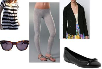 look-1-collage, Sienna Miller, Fashion, Style, Bread and butter, So Low, Tom Ford