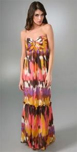 milly, dress, maxi dress, long dress, boho dress