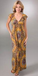 nieves-lavi1, nieves lavi, maxi dress, long dress, dress, boho dress, boho