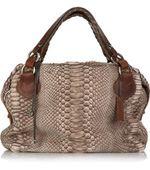 pauric-sweeny, Pauric Sweeney, Bag, handbag, python bag, python, fashion, style, trend