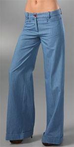 see-by-chloe, pants, wide legs, see by chloe, high waist pants, fashion