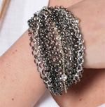tcyla, T. Cyla, Bracelet, chain bracelet, jewelry, accessories