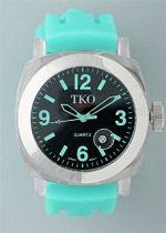 tko, watch, accessories, neon, fashion, trend