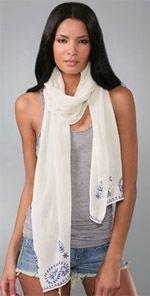 what-comes-around, what comes around goes around, scarf, lightweight scarf, fashion