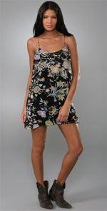 zimmermann, dress, printed dress, slip dress, fashion
