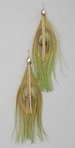 alexani, alex and ani, earrings, feather earrings, jewelry