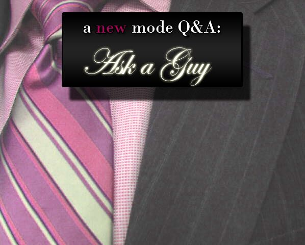 Ask A Guy: Does My Boyfriend Really Mean What He Says? post image