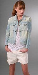 current, Current/Elliot, Jean Jacket, Denim jacket, jacket, fashion, style, trend
