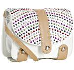 giuseppe, Giuseppe Zanotti, bag, handbag, studded bag, designer bag