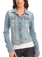 guess, jean jacket, denim jacket, fashion, style, trend