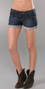 Williamrast, William Rast, shorts, denim shorts, fashion, style