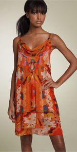 dvf, diane von furstenberg, dress, printed dress, boho, fashion, style