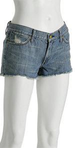 paper, paper denim and cloth, shorts, denim shorts, cutoffs