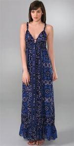 rtaylor, rebecca taylor, dress, maxi dress, fashion, style
