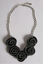 urban-necklace, Urban Outfitters, necklace, zippered necklace, jewelry