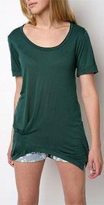 urban, urban renewal, top, tunic, green tunic, top, fashion