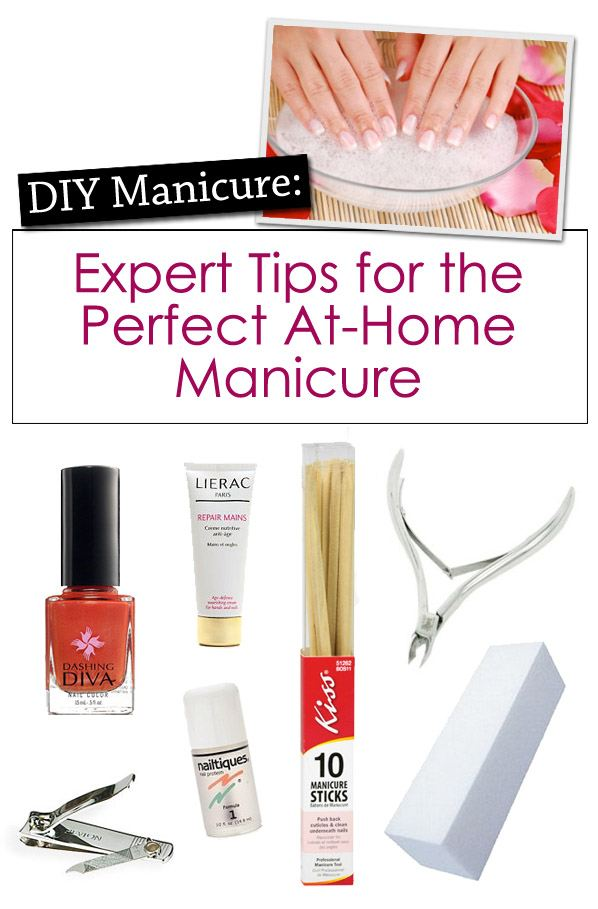 Expert Tips For The Perfect At Home Manicure post image