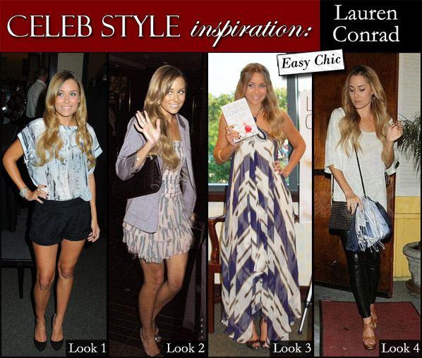 Celeb Style Inspiration: Lauren Conrad post image