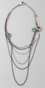 body- bing bang, bing bang, necklace, multi chain necklace, jewelry