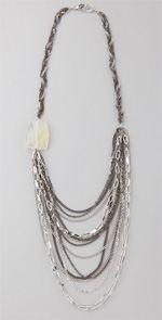 body- gemma, Gemma Redux, necklace, multi chain necklace, jewelry