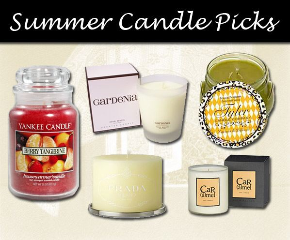 Summer Candle Picks post image