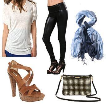 look 4 collage use, Lauren conrad, fashion, style, members only, Miu Miu, Rebecca mInkoff, Silence & Noise, Tolani