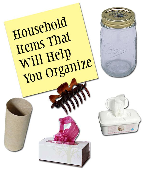 Household Items That Will Help You Organize post image
